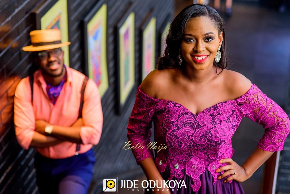 Ifunanya Amp Nazy S Stylish Amp Colourful Pre Wedding Shoot Nwando S Signature Events Bellanaija