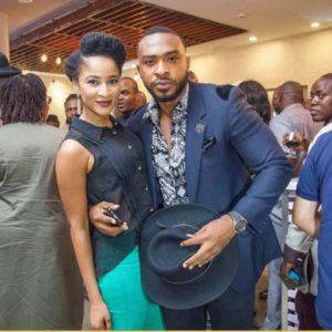 Adesua Etomi & Enyinna Nwigwe