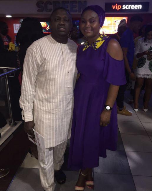 Illbliss and Munachiso Ejiofor