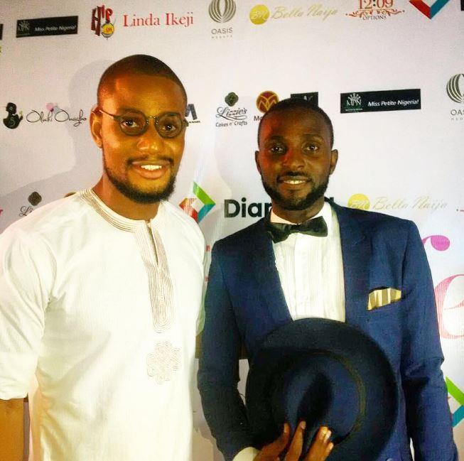 Jackson Scott Iwuanorue and Alexx Ekubo