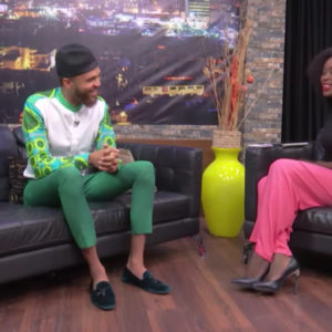What makes a 'Classic Man'? Jidenna talks about His Love for Ankara, says why Burna Boy Should Break Out Internationally & More – WATCH