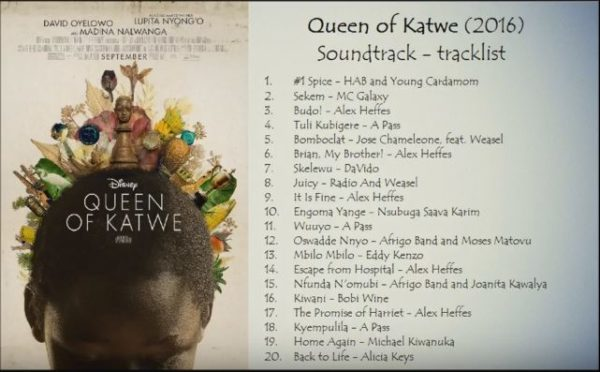 'Star Wars' star Lupita Nyong'o on filming 'Queen of Katwe' in Uganda