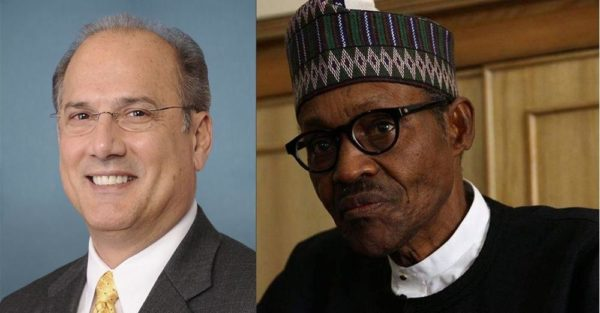 Tom Marino and President Buhari