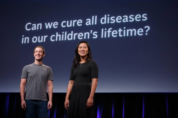 The Zuckerbergs to cure all diseases