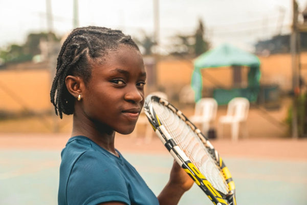 11-year-old Nigerian Tennis Player, Marylove Edwards Emerges Africa's No. 3 in Under-12 Competition