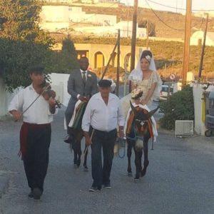 Monalisa Chinda's Greek Wedding 001