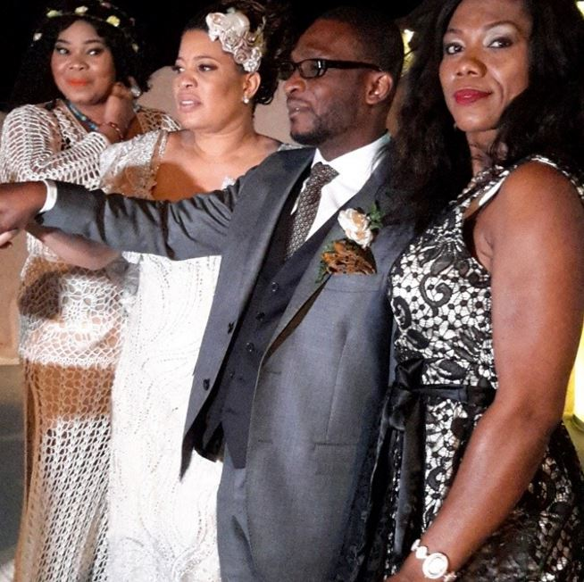 Monalisa Chinda's Greek Wedding 003