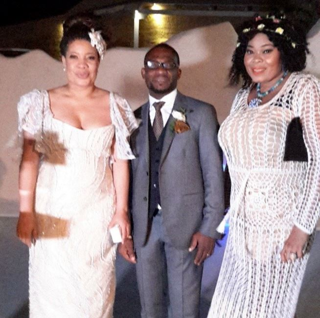 Monalisa Chinda's Greek Wedding 004