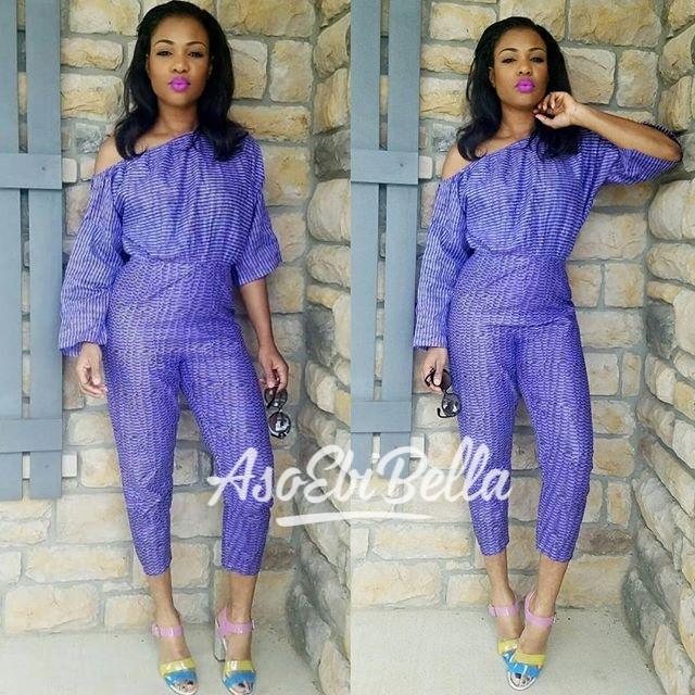 Mrs Adenugba in @tyntyfashion_tntfashion