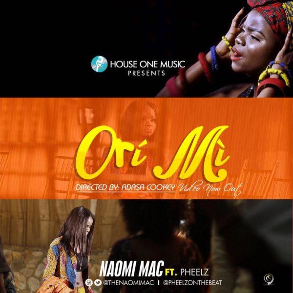 Naomi Mac - Ori Mi - Video - Artwork