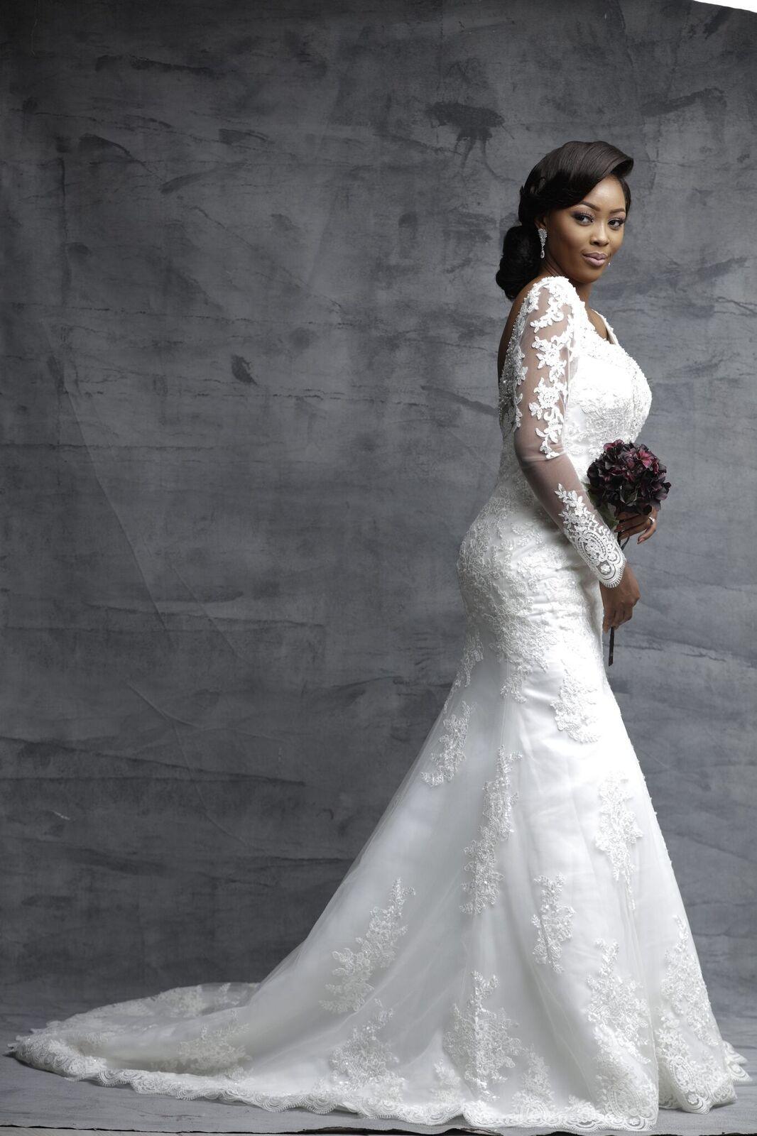 Nicole 2_Love Tims, I Do Weddings New Bridal Collection_2016_BellaNaija