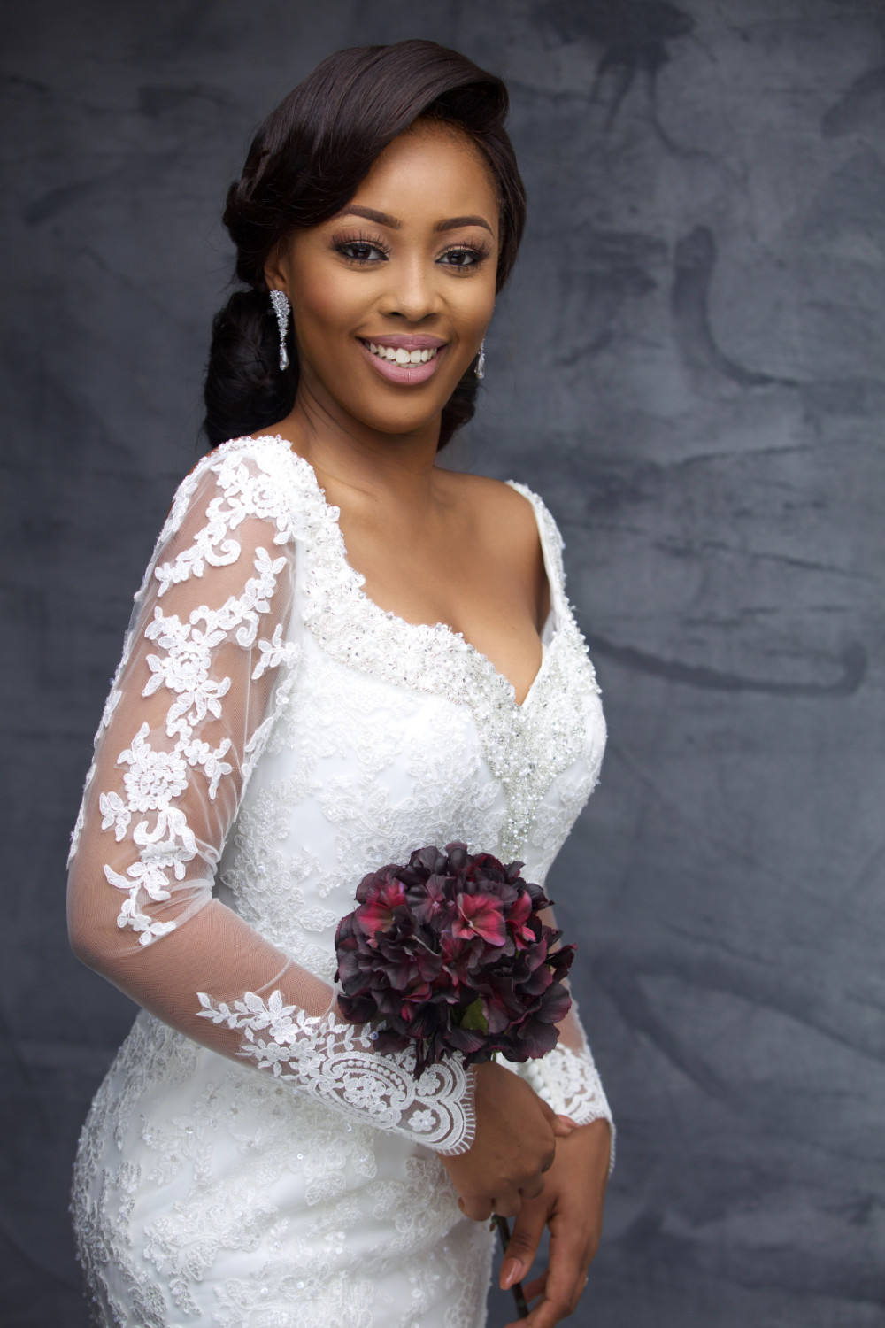 Nicole 3_Love Tims, I Do Weddings New Bridal Collection_2016_BellaNaija