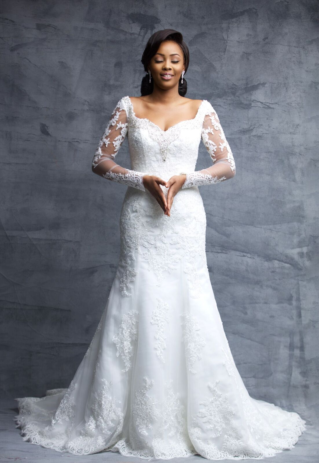 Nicole 7_Love Tims, I Do Weddings New Bridal Collection_2016_BellaNaija