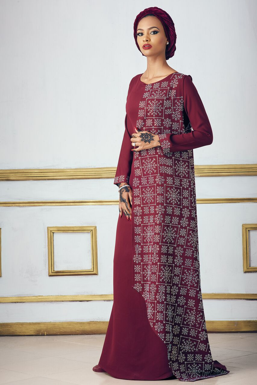 """So Alluring! Nouva Couture Unveils Its """"Middle East Lagos"""