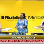 Nuli Juice and Nuts about cakes on demolitions_ebuka obi uchendu_rubiin minds