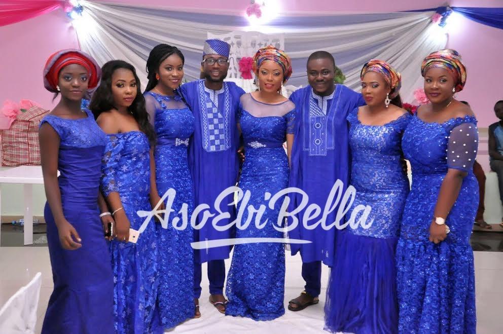 Omorinola Joseph & friends