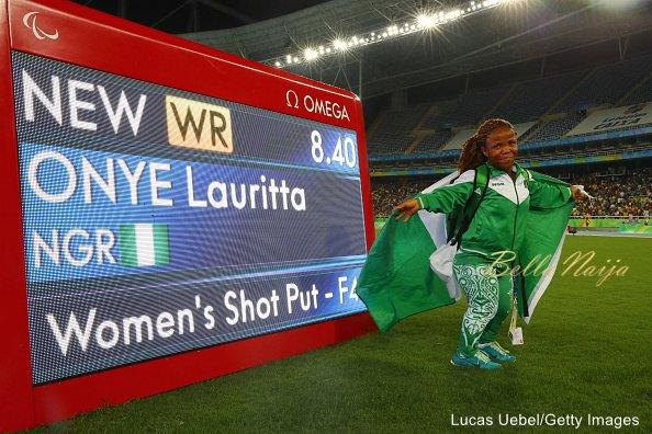 Onye Lauritta