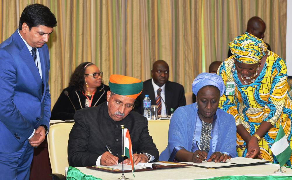 bilateral trade between nigeria and india Reviewing china-nigeria trade relations  embassy in nigeria, qin jian revealed that the bilateral trade volume between china and nigeria from january to july 2016.