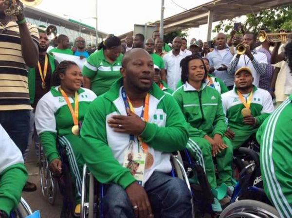 Paralympians' Welcome1