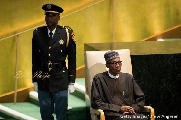 President Muhammadu Buhari (1)