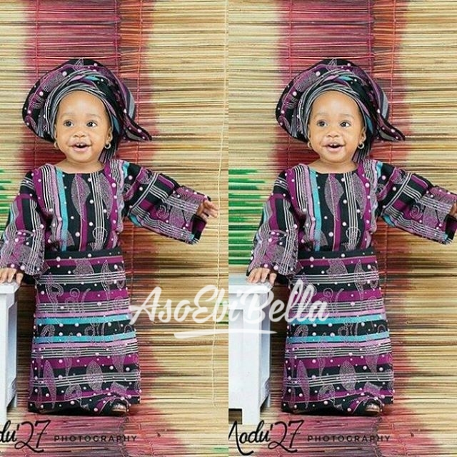 Princess Fara Aso Oke @bimmms24 @modu27photography Gele @eeswatmakeovers