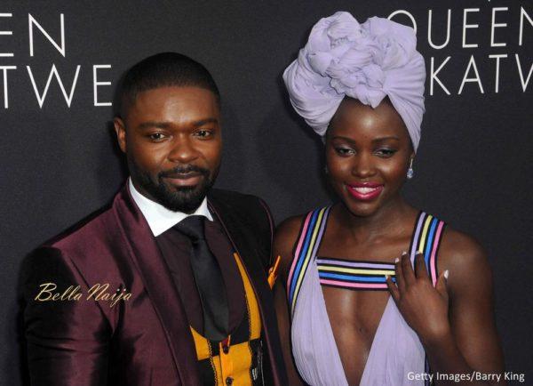 David Oyelowo, Lupita Nyong'o