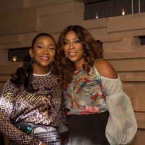 Genevieve Nnaji, Mo Abudu
