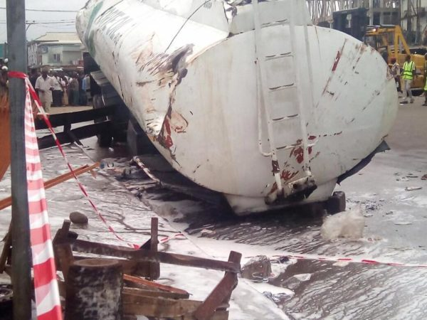 Tanker Accident in Lagos2