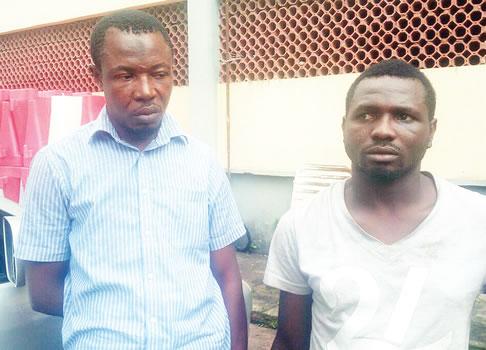 The Suspects, Toheeb Fetuga and Ademola Adebayo
