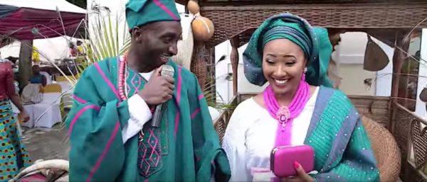 Tolu and Chidinma wedding