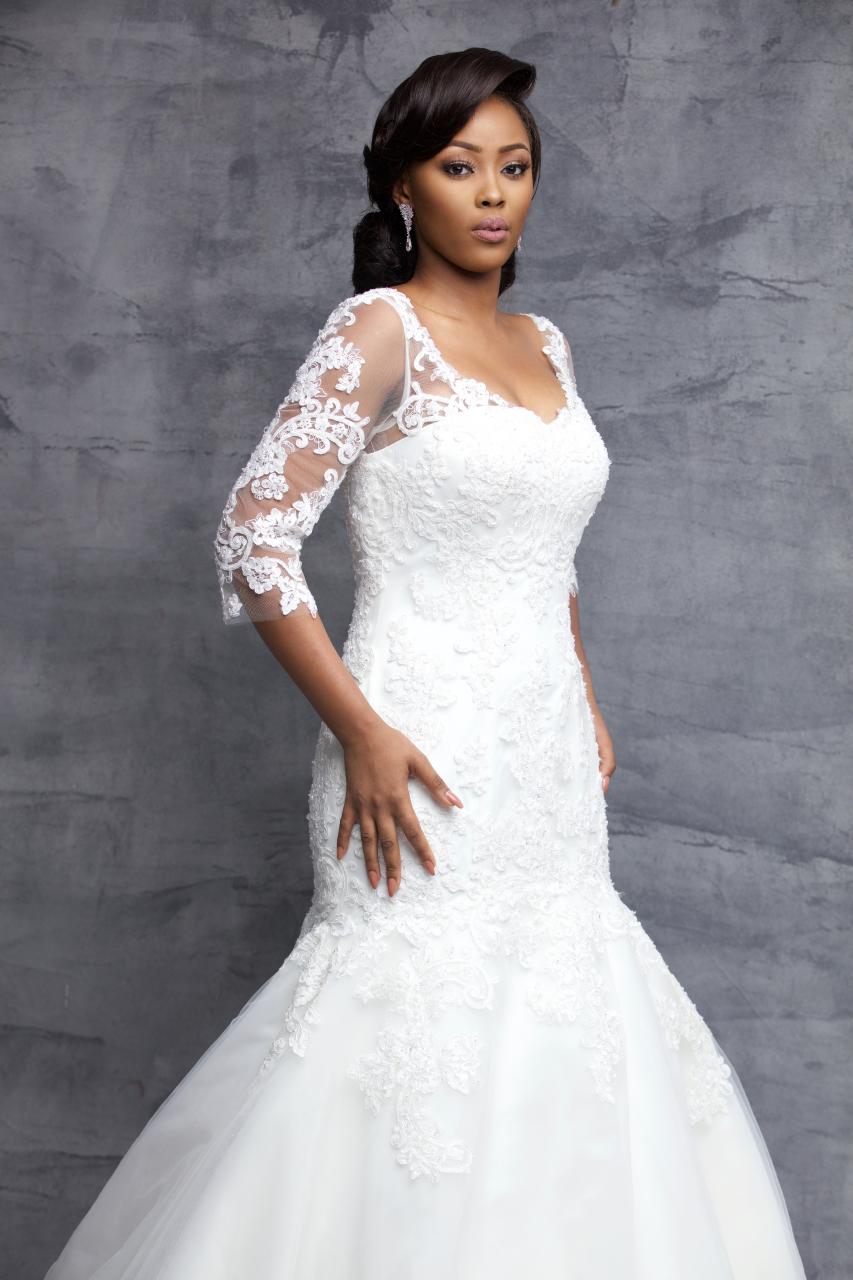Una 3_Love Tims, I Do Weddings New Bridal Collection_2016_BellaNaija