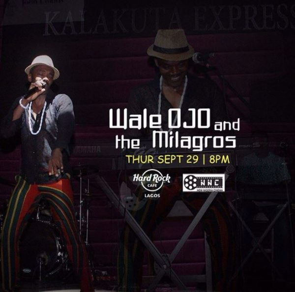 Wale Ojo and the Milagros