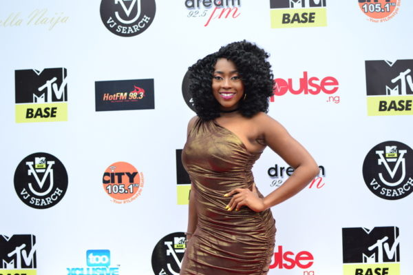 Winner of the MTV VJ Search 2016, Olayinka Oladiran