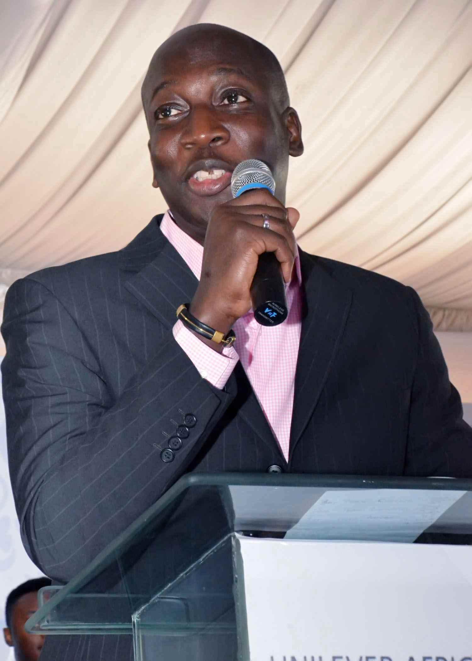 Yaw Nsarkoh, MD Unilever Nigeria Plc