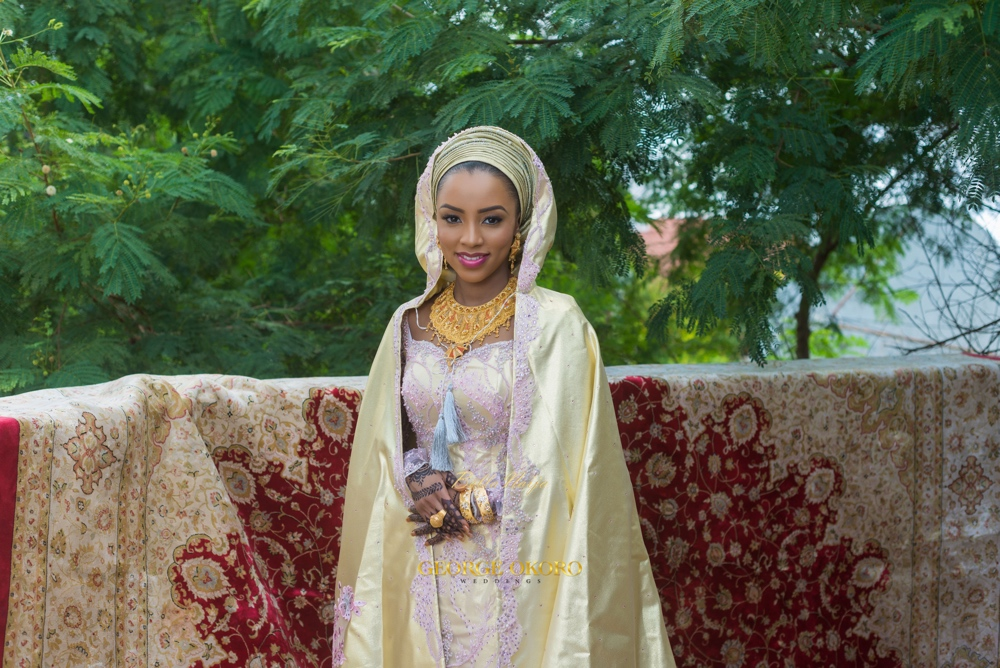 Zara and Faisal Budan Kai_Hausa Nigerian Wedding_The Wedding Guru Planner_George Okoro Photography_GeorgeOkoro-576