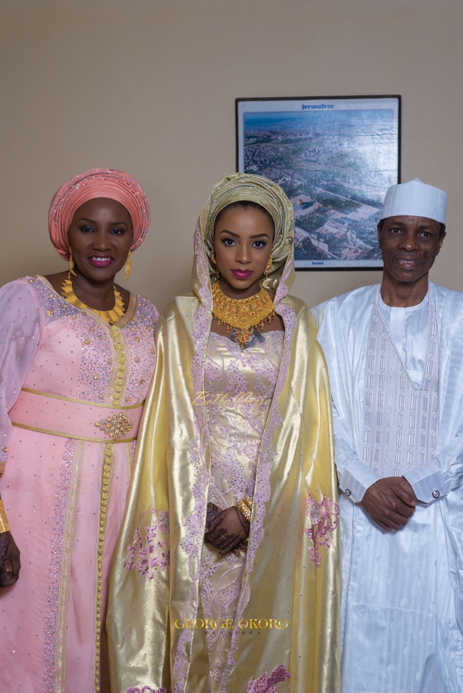 Zara and Faisal Budan Kai_Hausa Nigerian Wedding_The Wedding Guru Planner_George Okoro Photography_GeorgeOkoro-589