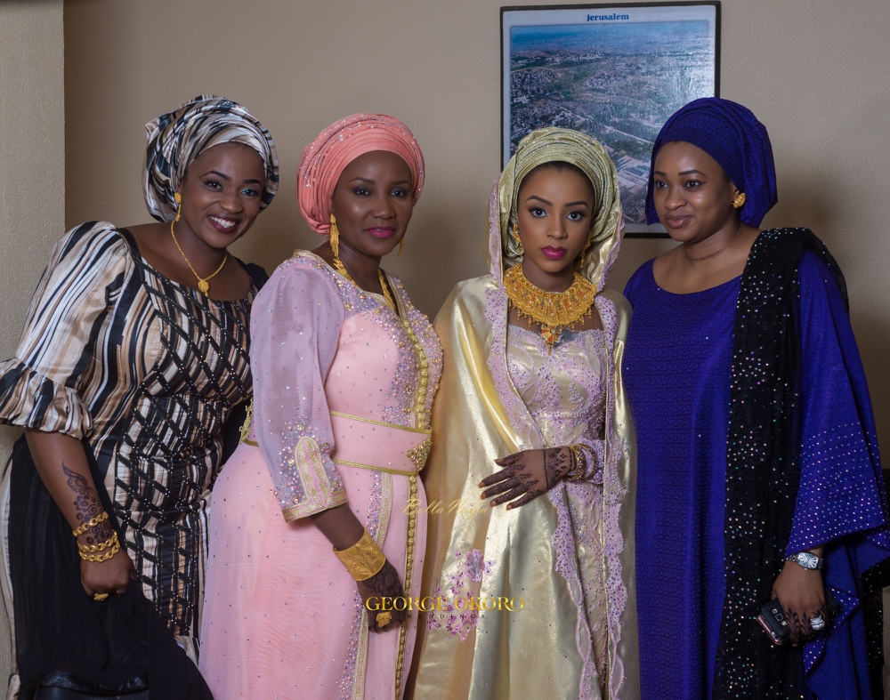 Zara and Faisal Budan Kai_Hausa Nigerian Wedding_The Wedding Guru Planner_George Okoro Photography_GeorgeOkoro-595