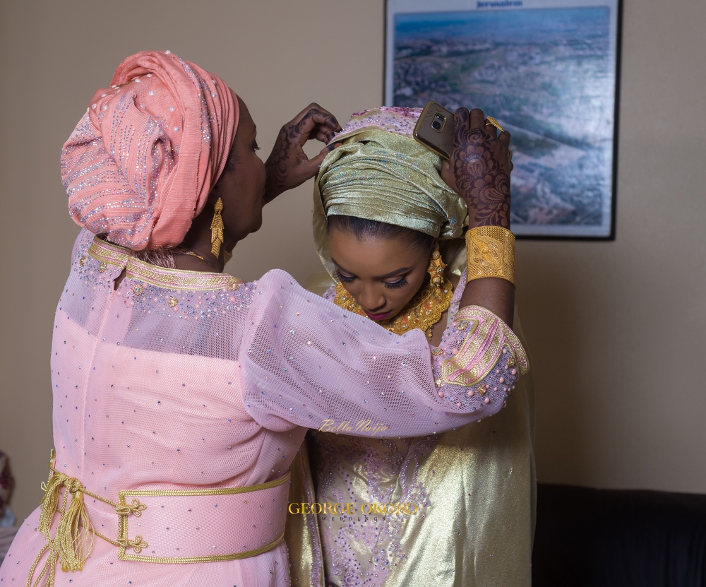 Zara and Faisal Budan Kai_Hausa Nigerian Wedding_The Wedding Guru Planner_George Okoro Photography_GeorgeOkoro-598