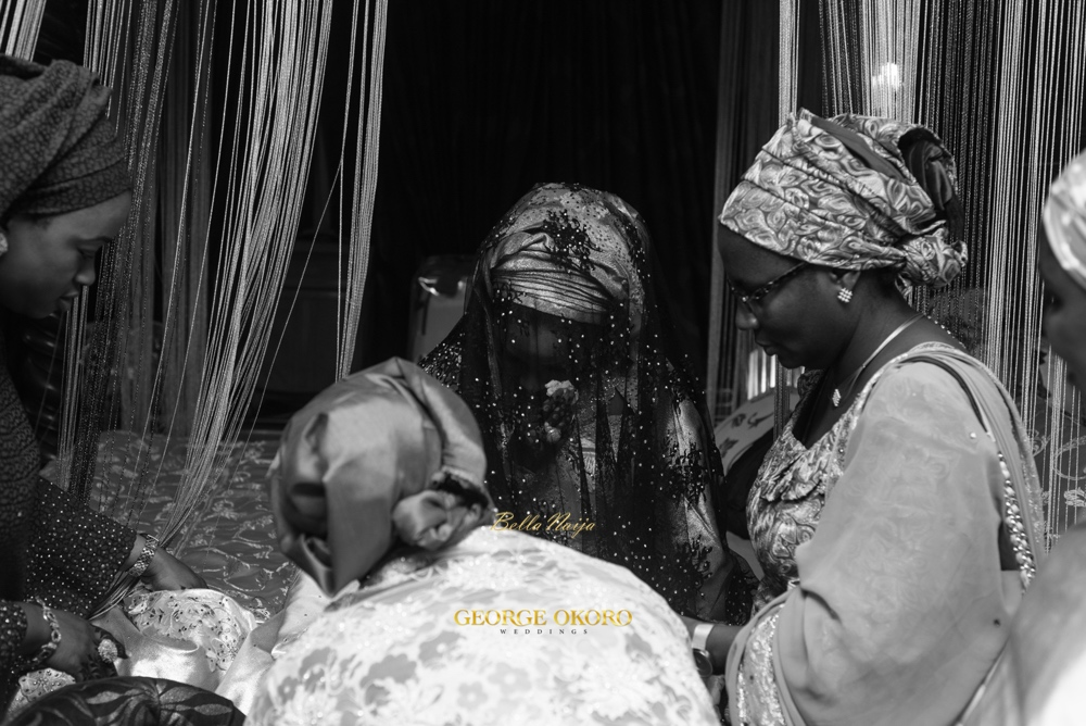 Zara and Faisal Budan Kai_Hausa Nigerian Wedding_The Wedding Guru Planner_George Okoro Photography_GeorgeOkoro-610