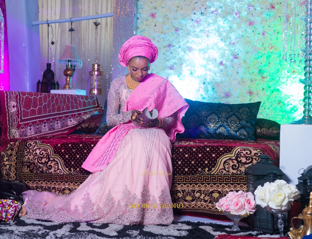 Zara and Faisal Budan Kai_Hausa Nigerian Wedding_The Wedding Guru Planner_George Okoro Photography_GeorgeOkoro-660