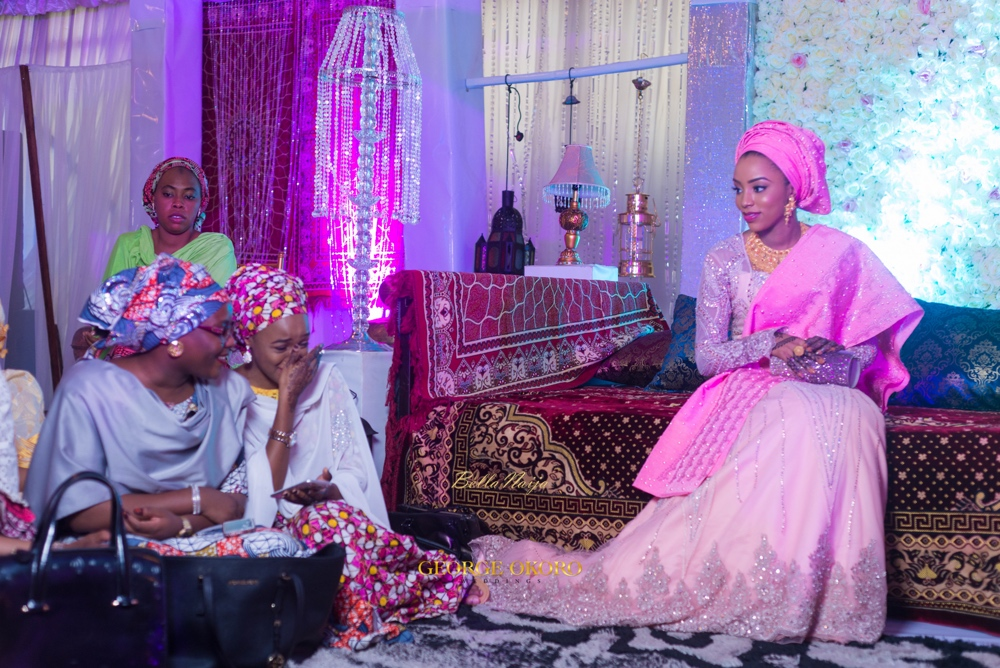 Zara and Faisal Budan Kai_Hausa Nigerian Wedding_The Wedding Guru Planner_George Okoro Photography_GeorgeOkoro-663