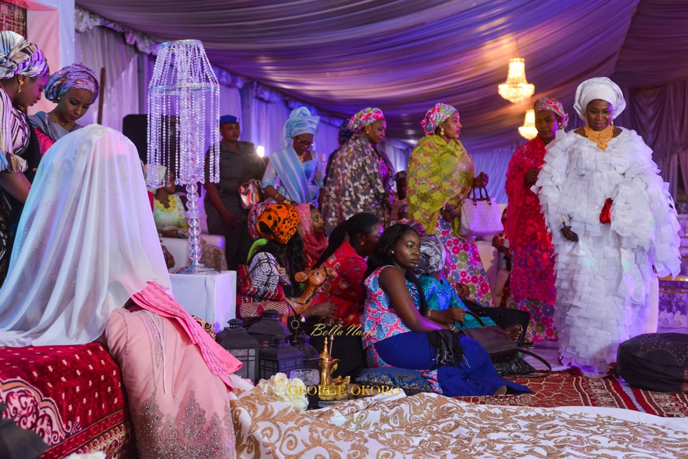 Zara and Faisal Budan Kai_Hausa Nigerian Wedding_The Wedding Guru Planner_George Okoro Photography_GeorgeOkoro-722