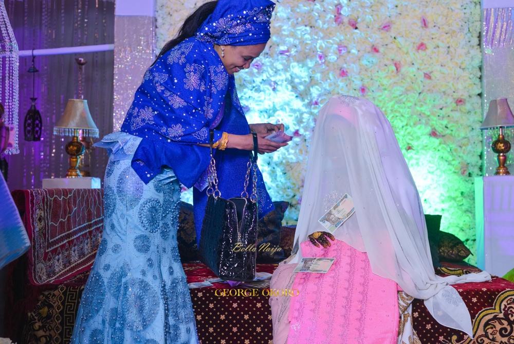 Zara and Faisal Budan Kai_Hausa Nigerian Wedding_The Wedding Guru Planner_George Okoro Photography_GeorgeOkoro-727