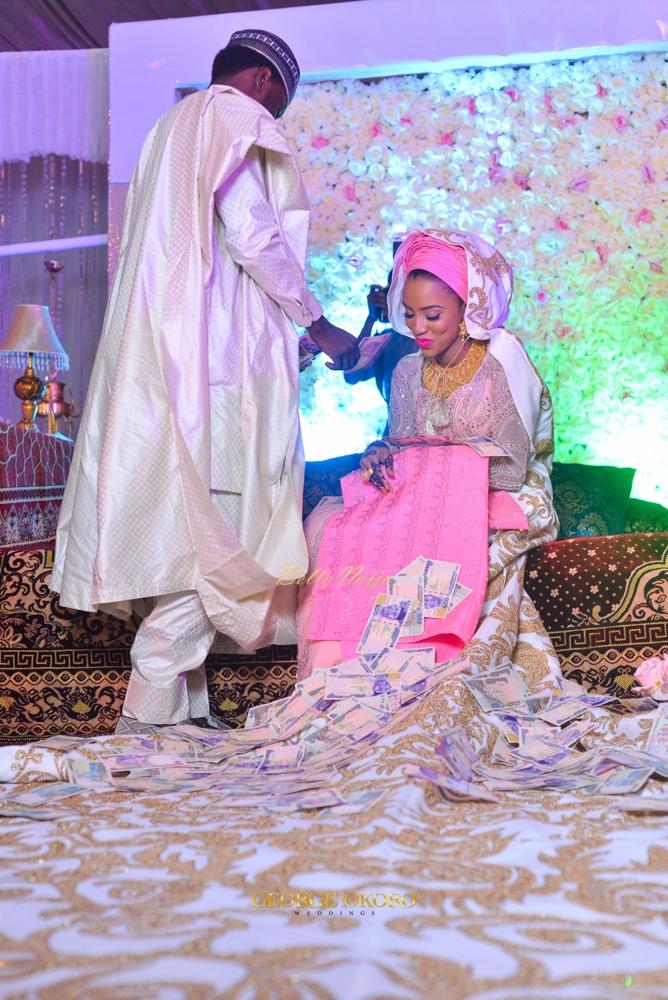 Zara and Faisal Budan Kai_Hausa Nigerian Wedding_The Wedding Guru Planner_George Okoro Photography_GeorgeOkoro-741