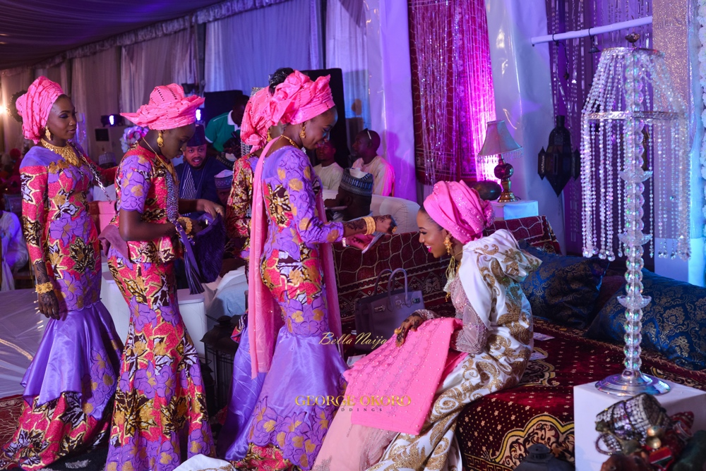 Zara and Faisal Budan Kai_Hausa Nigerian Wedding_The Wedding Guru Planner_George Okoro Photography_GeorgeOkoro-761