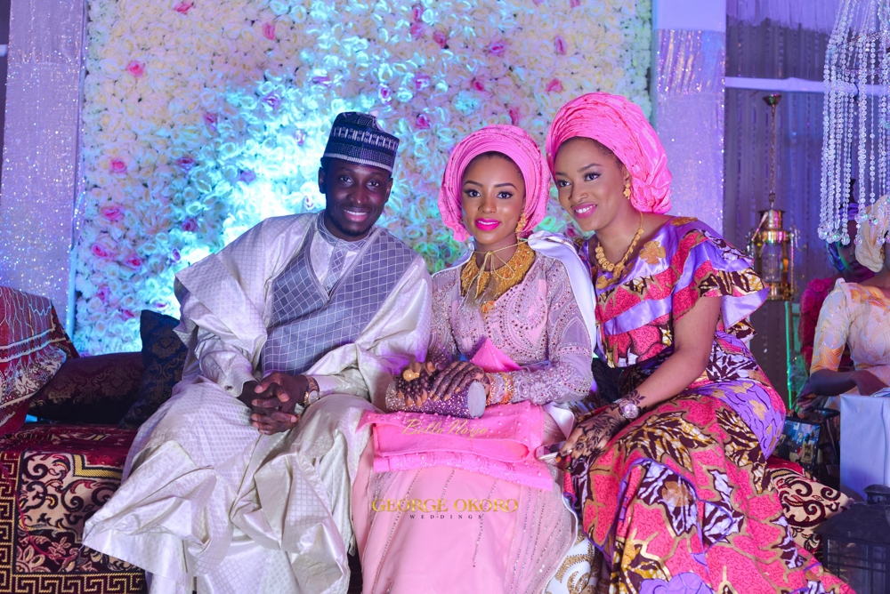 Zara and Faisal Budan Kai_Hausa Nigerian Wedding_The Wedding Guru Planner_George Okoro Photography_GeorgeOkoro-776