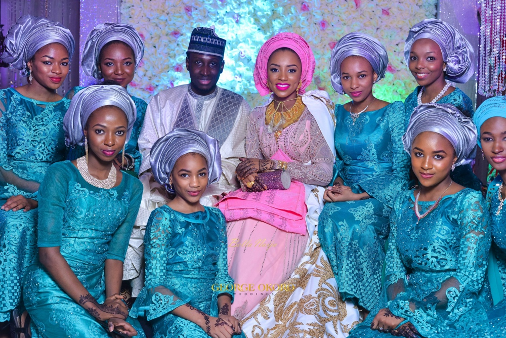Zara and Faisal Budan Kai_Hausa Nigerian Wedding_The Wedding Guru Planner_George Okoro Photography_GeorgeOkoro-781