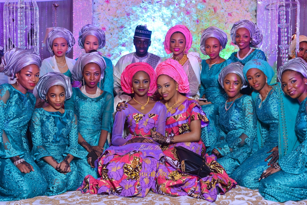 Zara and Faisal Budan Kai_Hausa Nigerian Wedding_The Wedding Guru Planner_George Okoro Photography_GeorgeOkoro-785