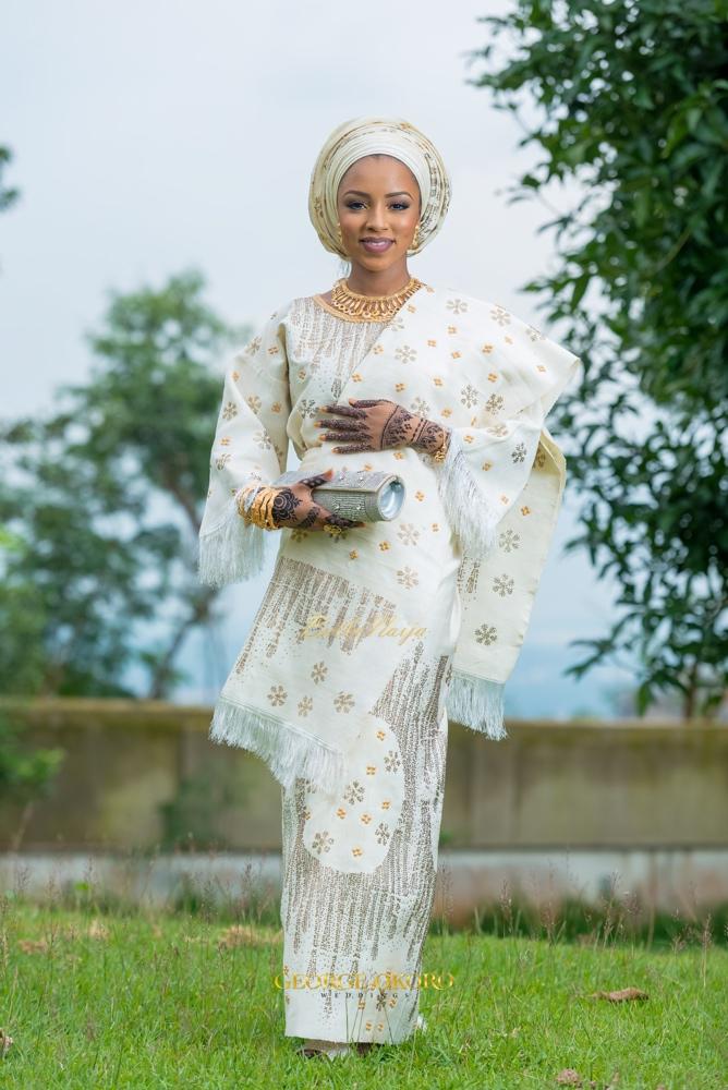 Zara and Faisal Daure Aure_Hausa Nigerian Wedding_The Wedding Guru Planner_George Okoro Photography_GeorgeOkoro-587