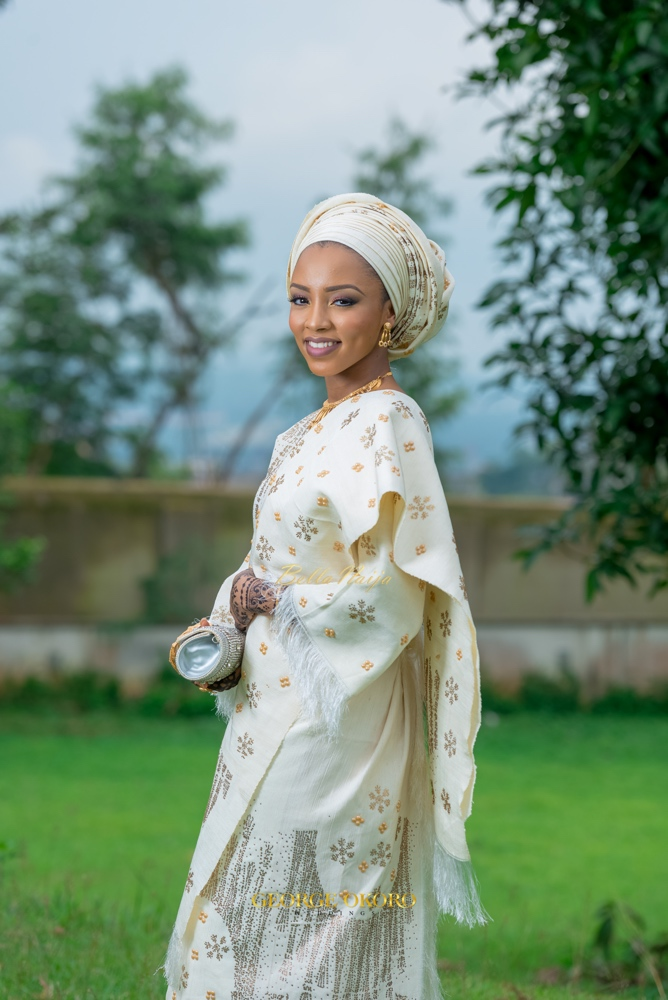 Zara and Faisal Daure Aure_Hausa Nigerian Wedding_The Wedding Guru Planner_George Okoro Photography_GeorgeOkoro-595